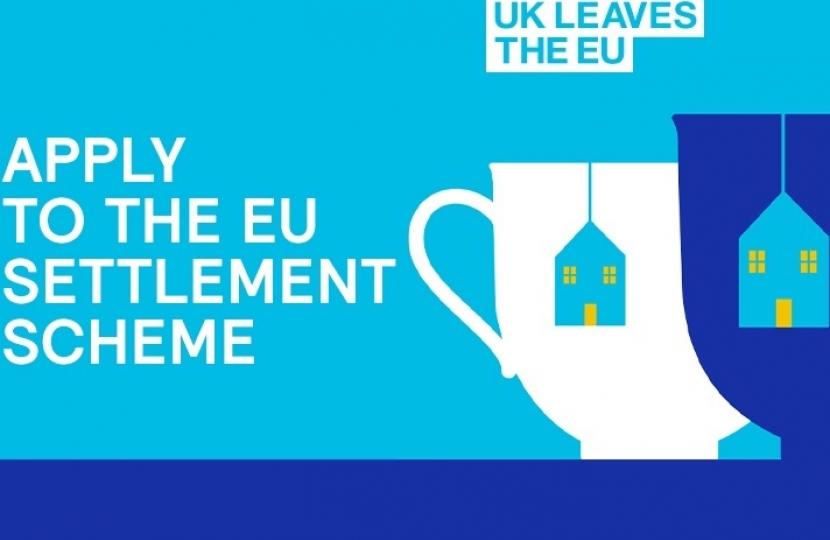 EU Settlement Scheme Application-Αιτήσεις φοιτητών ενόψει Brexit